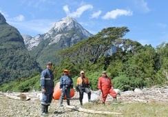 Hualaihué: Salmonchile publica resultados de plan de reciclaje