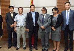 Sernapesca y China sostuvieron reunión para actualizar controles de inocuidad