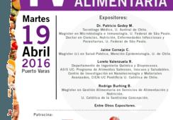Aquagestion: IV Jornada de Inocuidad Alimentaria