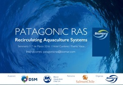Biomar reunirá a importantes expertos en seminario Patagonic RAS