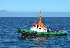 Astilleros Skorpios incorpora un remolcador de alta mar