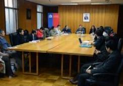 Comité medioambiental presentó iniciativas en Mesa del Salmón