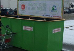 Nova Austral colabora con empresa de reciclaje en Magallanes
