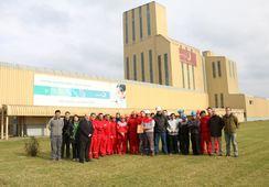 Skretting Chile renovó acreditación de laboratorio bajo estándar ISO 17025
