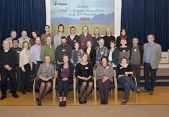 Unión Europea inició proyecto para fomentar la acuicultura orgánica