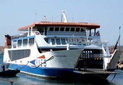 Barcaza conectará regiones de Los Lagos y Aysén
