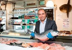BioMar cuts revenue forecast as salmon feed sales decline