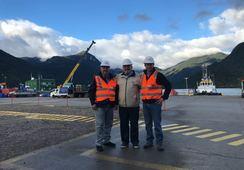 Salmofood se instala en Aysén