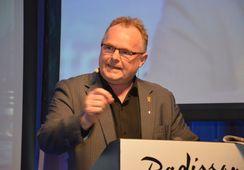 Per Sandberg trekker seg i dag - Nesvik blir ny fiskeriminister