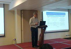 Centrovet realiza seminario sobre uso de arcillas modificadas