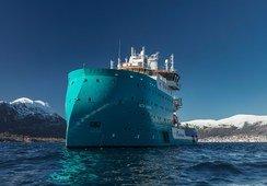 Vellukka prøvetur for Acta Marine sitt havvindskip