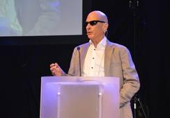 - Fremtiden til havbruksnæringen er så lys at jeg må bruke solbriller