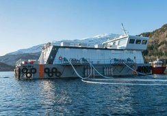 Magallanes: Australis implementa nueva tecnología e infrestructura de Steinsvik