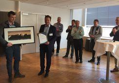 Brødrene Aa hedret på Hurtigbåtkonferansen