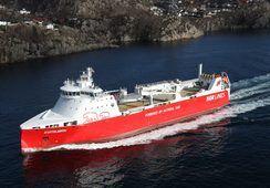 Ny rute knytter Rotterdam og norskekysten sammen