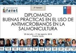 """Inscripciones abiertas para Diplomado de """"Buenas prácticas en el uso de fármacos en la salmonicultura"""""""
