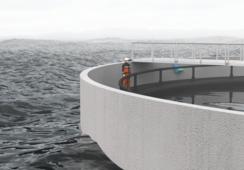 - Den eneste teknologien som kan gjøre havbruk rømningssikkert