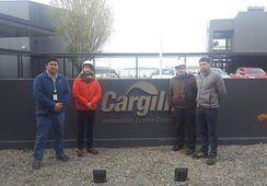 CIC de Cargill recibió a estudiantes de Puerto Montt