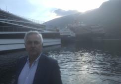 Ber 2 om milliarder til landstrøm til cruisehavnene