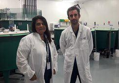 VESO Chile profundiza en ensayos de P. salmonis y Caligus