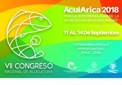 Abren inscripciones y recepción de resúmenes para AcuiArica 2018