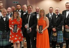 Hat-trick for Marine Harvest at awards ceremony