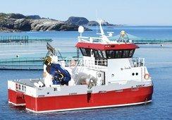 Shetland service boat operator adds to aquaculture fleet