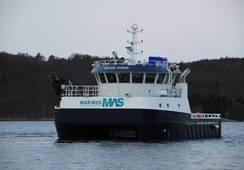 Marinus Aquaservice bestiller ny båt fra FMV