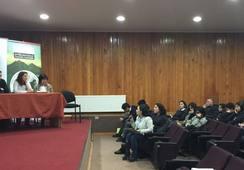 Aysén: Salmonchile participa en seminario sobre problemática del plástico