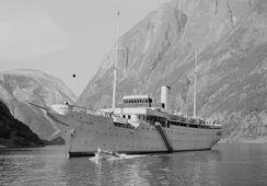 Verdens mest kjente cruiseskip