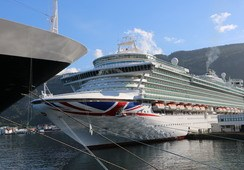 - Cruisetrafikken er ikke bærekraftig