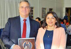 Porvenir: Gerente de Nova Austral es galardonado como Hijo Ilustre
