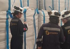 Biobío: Sernapesca respalda fiscalizaciones realizadas a elaboradoras de harina de pescado