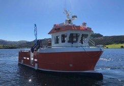 To nye båter levert fra Folla Maritime Service