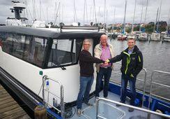 Ny båt til Emilsen Fisk
