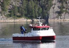 NCS forsterker flåten med ny servicebåt
