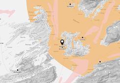 Mattilsynet oppretter kontrollområde for ILA i flere kommuner i Nordland