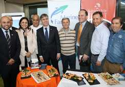 Salmonchile participó en el XIII Encuentro Empresarial