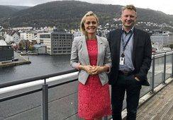 BKK etablerer landstrømselskap sammen med Bergen Havn