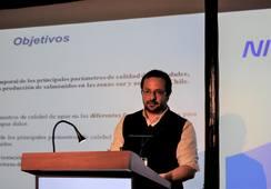 Parámetros de calidad de agua en Chile: variación temporal y espacial