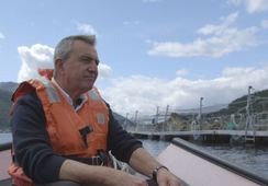 BBC Scotland gives fish farm workers a voice in debate