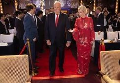 Rekordmange norske næringslivstopper til Kina