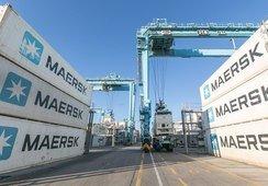 Maersk lanza nueva plataforma de reserva instantánea