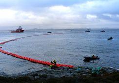 Disse anleggene testes for forurensning fra «Helge Ingstad»