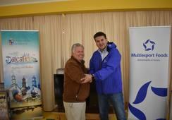 Multiexport realiza donación a Municipalidad de Dalcahue tras incendio