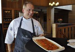 "Chef Robert J. Mancuso: ""El salmón es un pez universal"""