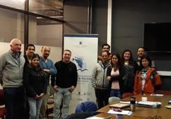 Investigadores del Programa Bacalao se actualizan en manejo de gametos y criobiología