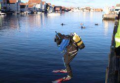 Dykkerklubb ryddet 25,5 tonn avfall