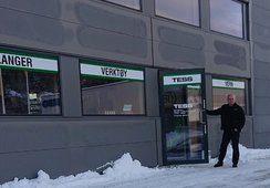 TESS åpner i nye lokaler i Telemark teknologipark