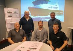 Ocean Farm Services bestiller ny arbeidsbåt fra STAMAS Yard Services